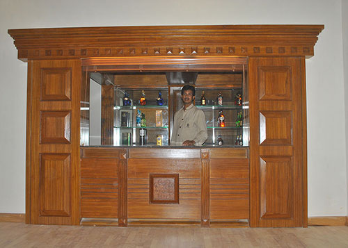 Bar at Heritage Hall